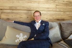 Hotelier Florian Werner